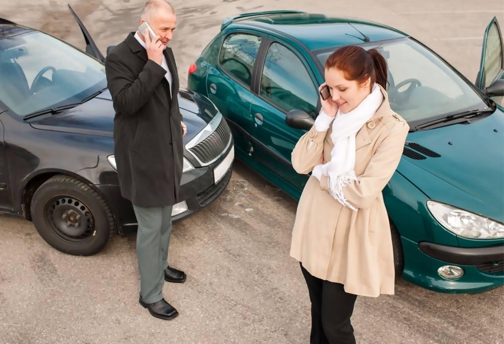 Оформляя ДТП европротоколом, уведомьте своего страховщика
