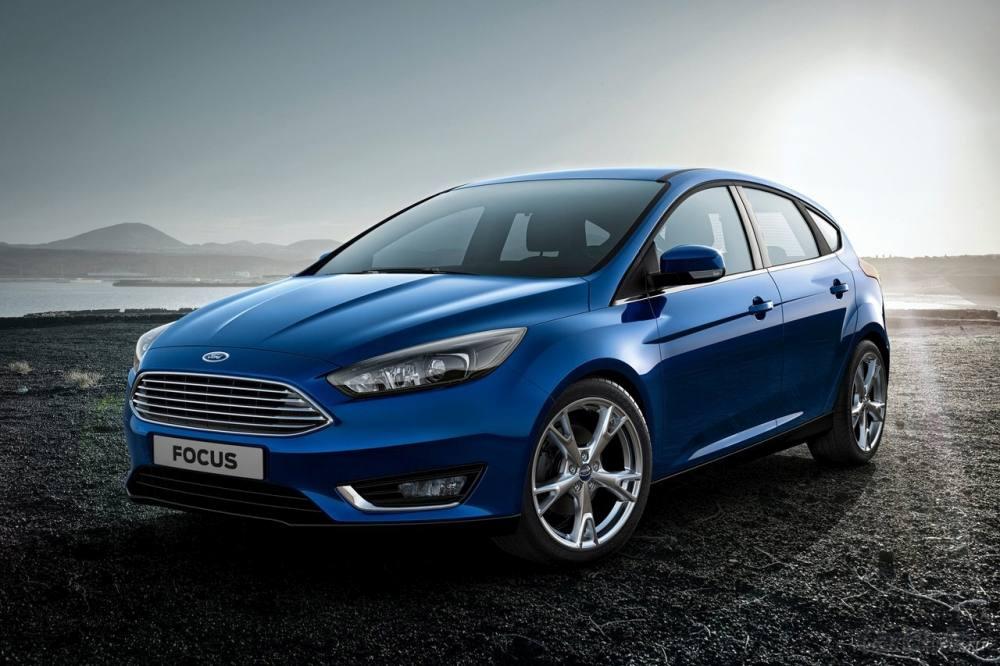 Редизайн Ford Focus