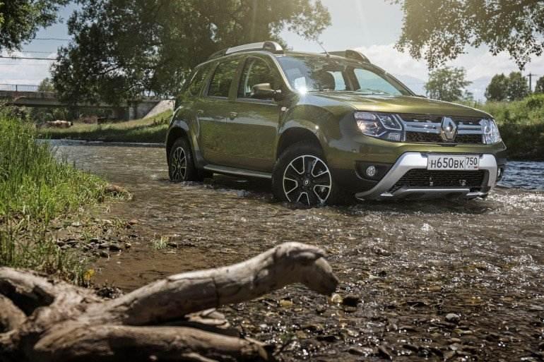 Новая модификация Renault Duster теперь продаётся на российском рынке