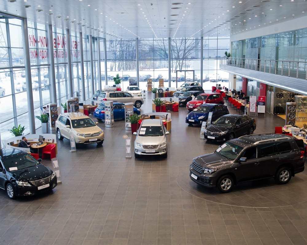 В РФ увеличивается время владения автомобилем