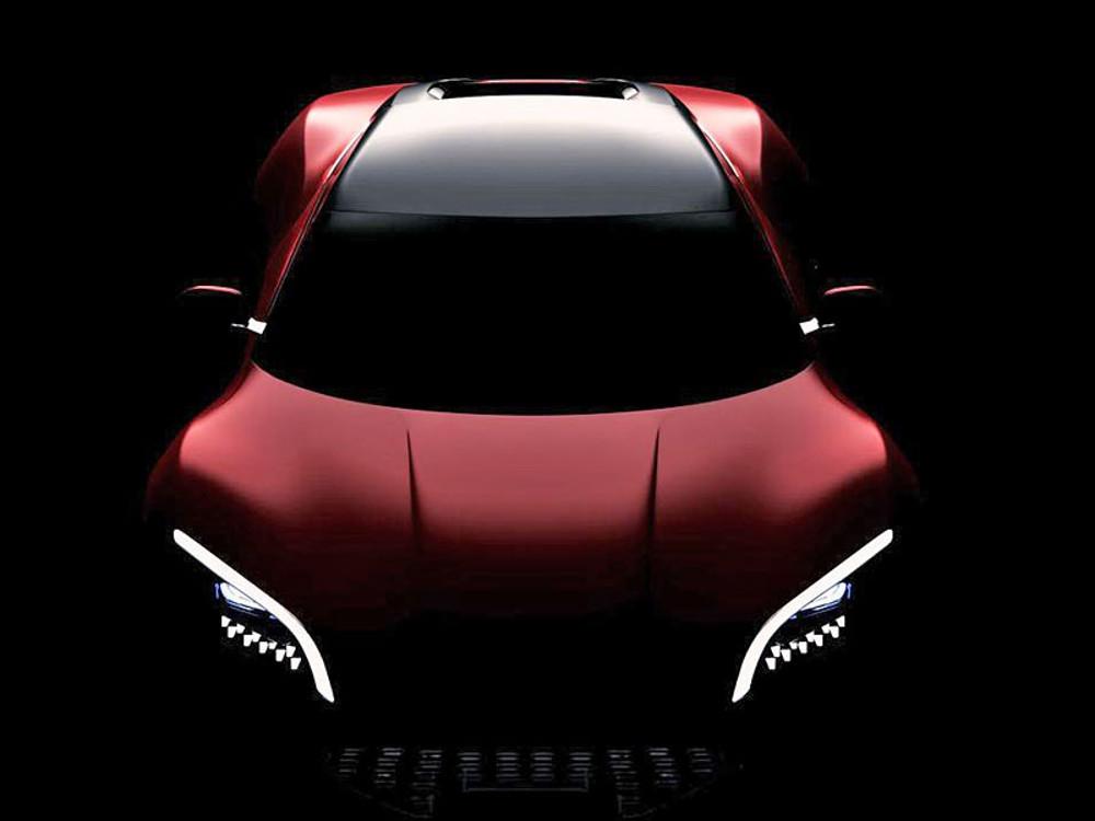 Кроме впечатляющего стиля, Vanatical Design обещает отменные ходовые характеристики машины