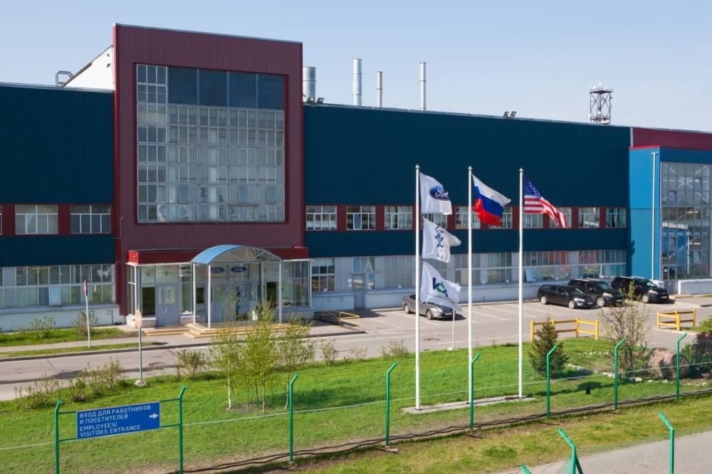 Автомобильный завод Sollers в Ленинградской области