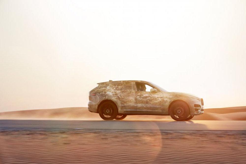 Дубайская жара обеспечит максимальную нагрузку на систему охлаждения автомобиля