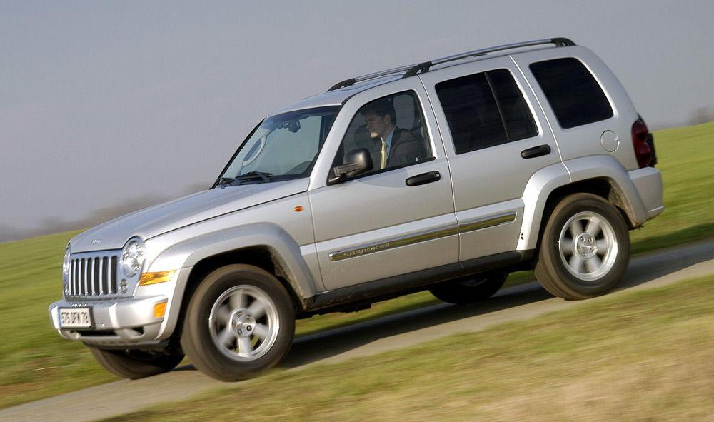 Jeep Cherokee2005 года