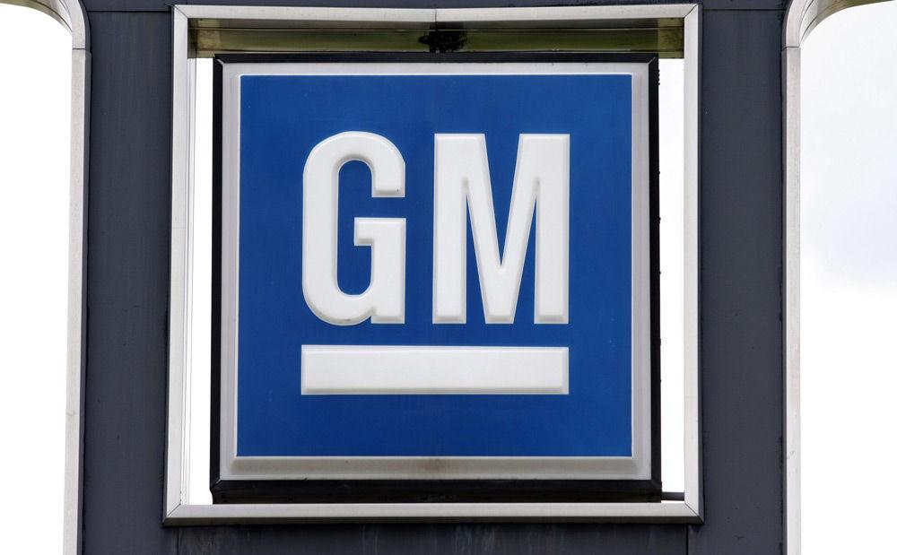 ЛоготипGeneral Motors