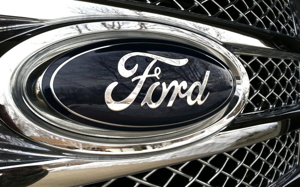 ЛоготипFord