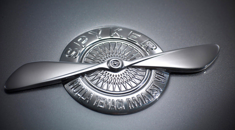 Логотип Spyker