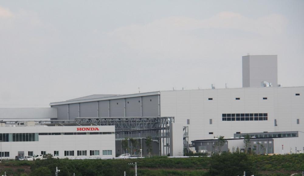 new fabrik honda japan
