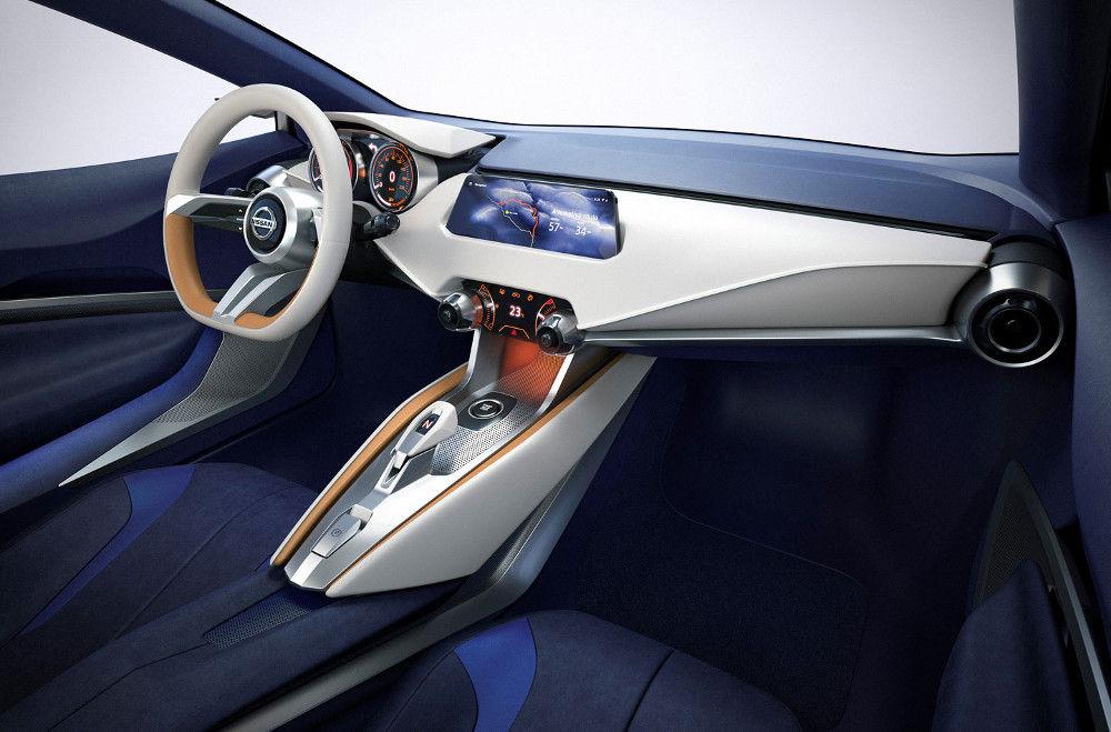 Интерьер Nissan Micra поражает своими дизайнерскими решениями и качеством отделочных материалов