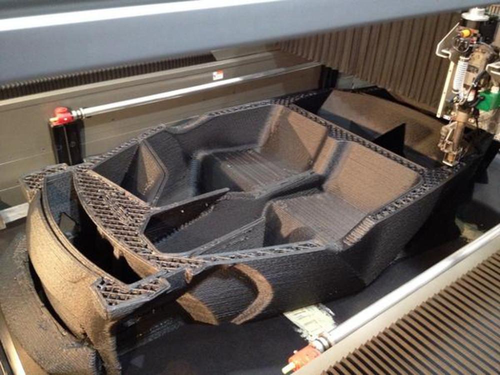 Print 3D Local Motors Ev