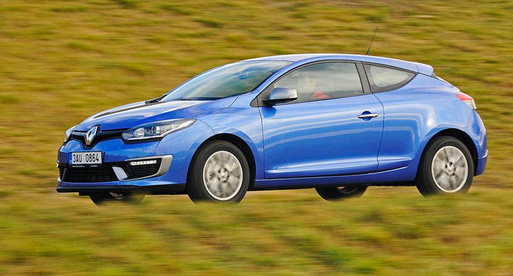 Renault Megane будет продаваться как с новыми, так и со старыми двигателями