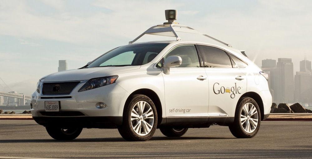 Автономный автомобильGoogle