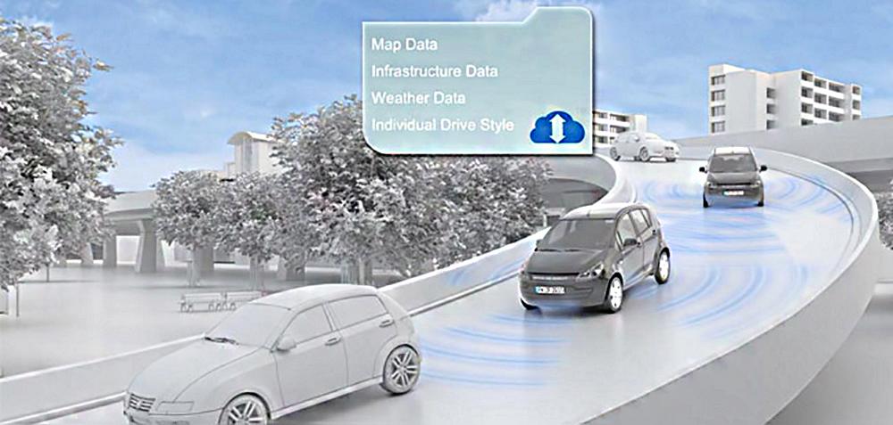 """""""Умный автомобиль"""" будет хранить информацию об особенностях езды водителя"""