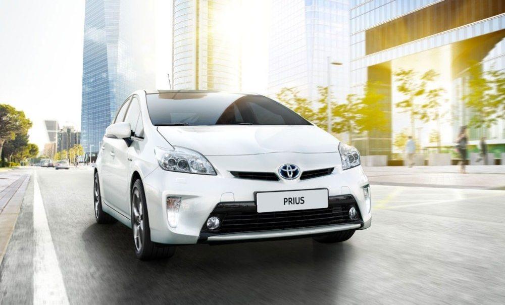 Актуальная версия Toyota Prius