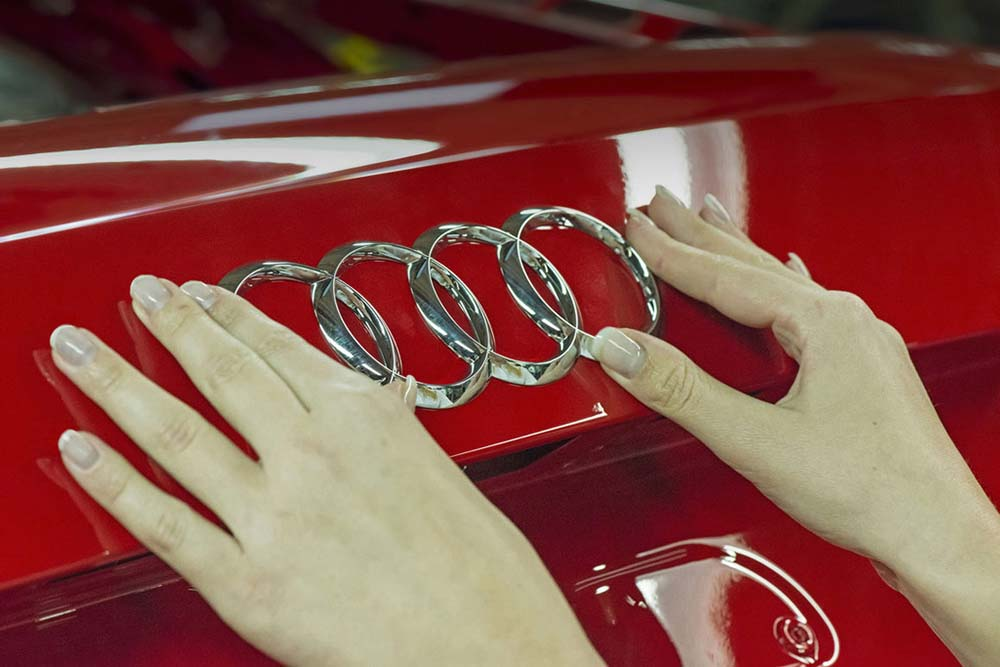 Ауди планирует выпускать электромобили повышенной проходимости в 2018 году
