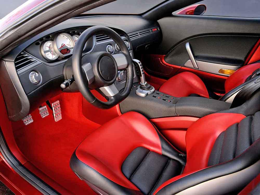 Дизайн именно этой машины вдохновляет при разработке нового поколения купе