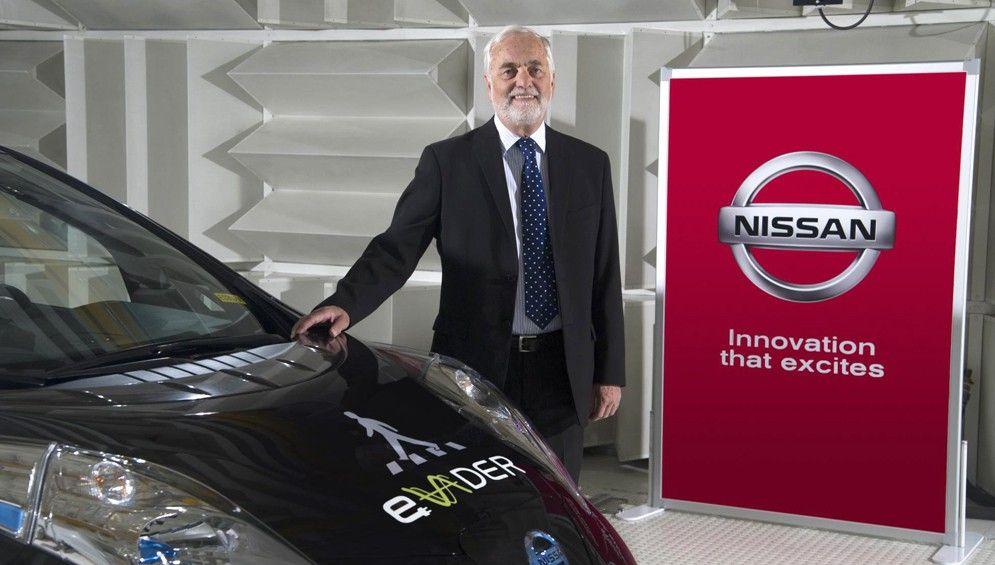 Nissan объявляет о создании eVADER