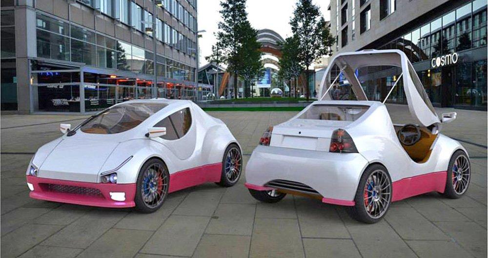 Ирландия снова станет производить машины