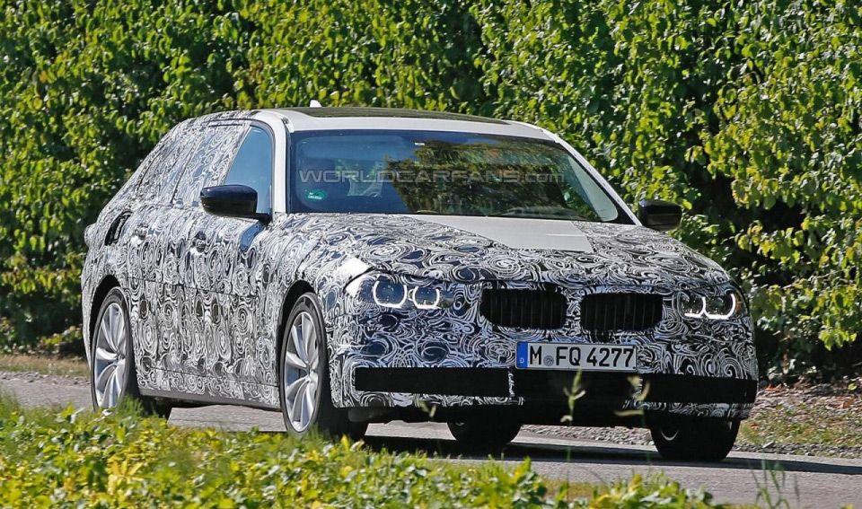 Новое фото2017 BMW 5-Series Touring