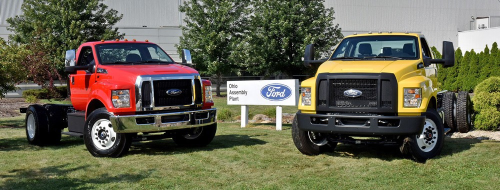 Уже сейчас начинается сборка грузовиков нового поколения