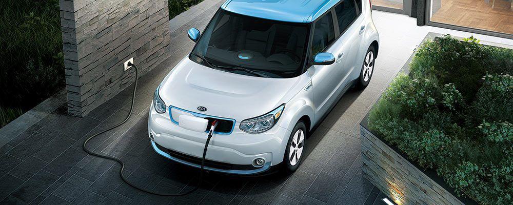 Soul EV является блестящим примером экологически чистого автомобиля