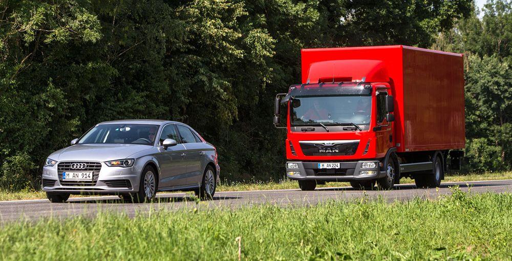 Эту технологию получат не только грузовики, но и автобусы