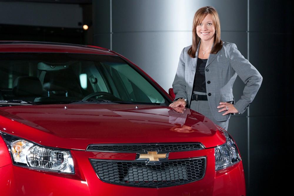 Мэри Барра ещё ни разу не согласилась встретиться с генеральным директором Fiat Chrysler