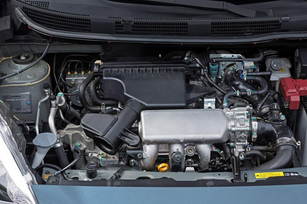 На выбор будут доступны два бензиновых мотора