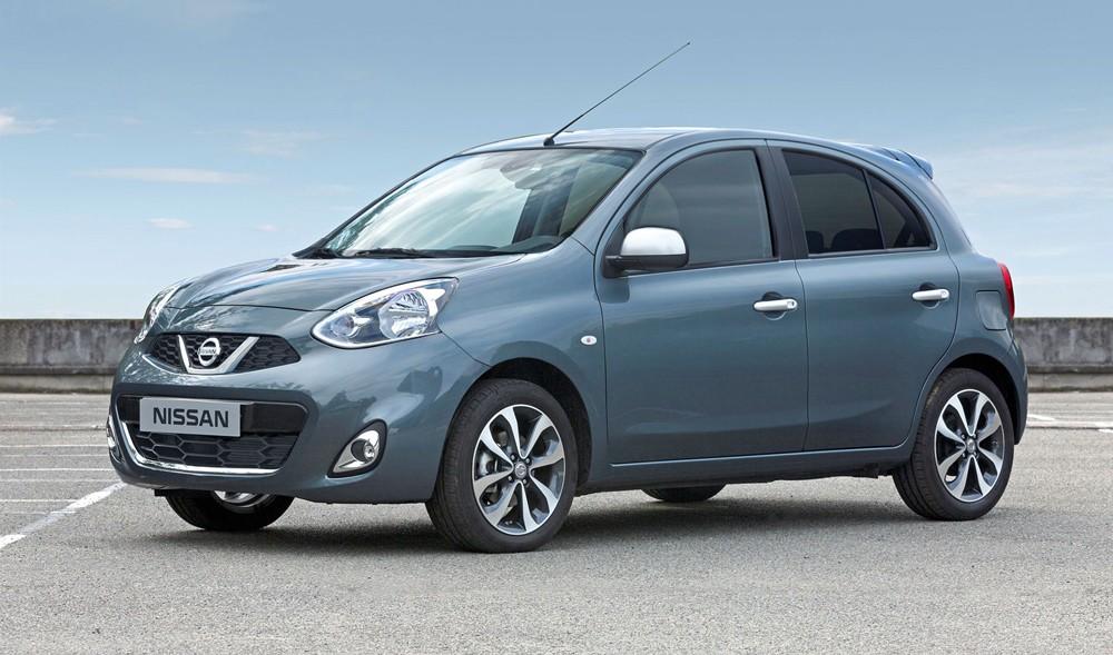Nissan Micra получит дополнительную версию