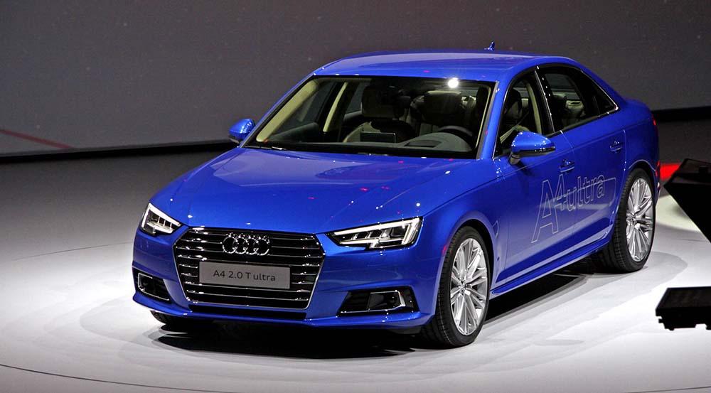 Audi A4 2.0 ultra