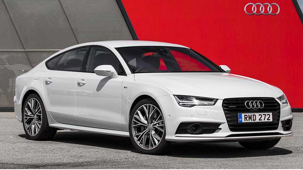 Audi A7 Sportback практически не имеет конкурентов среди крупных брендов
