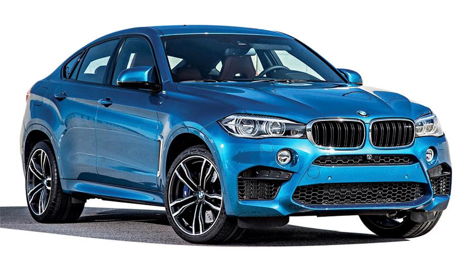 BMW X6 приводит новых клиентов