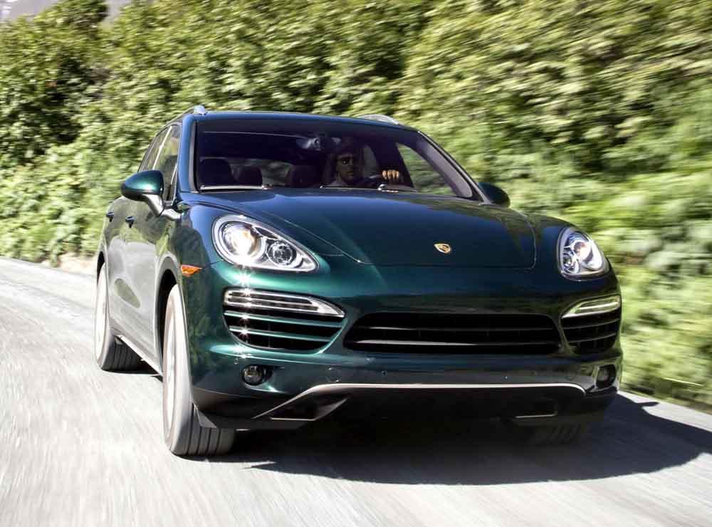 Дизельный двигатель от Porsche Cayenne тоже попадает под расследование