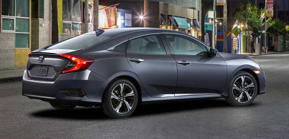 Honda Civic в Европу поступит не раньше 2017-го