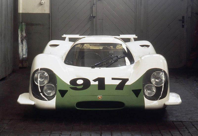 Недавно компания восстановила 917-ю модель