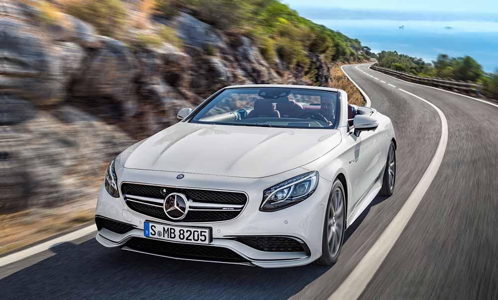 Топ-версия Mercedes-AMG S 63