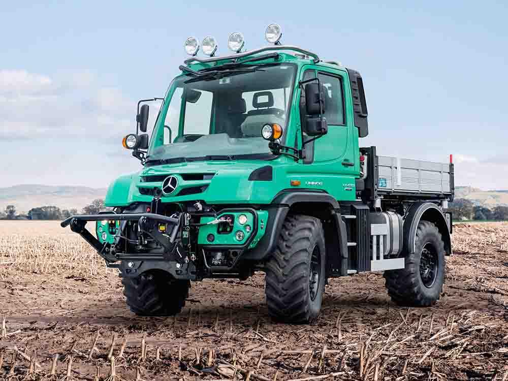 Модель U 430 предназначена для несения различных сельскохозяйственных орудий