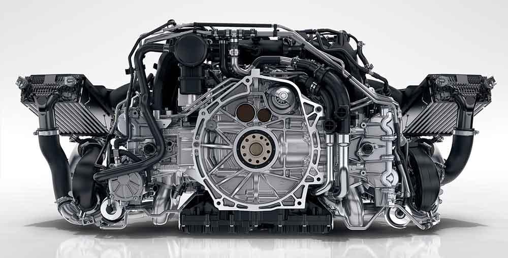 Новый турбированный двигатель