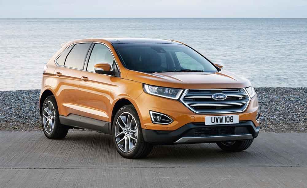 Обновлённый Форд для европейского рынка