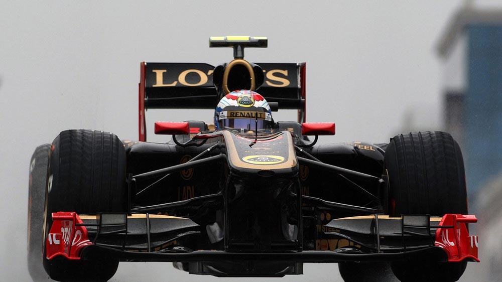 Ведутся переговоры о приобретении Lotus F1 Team
