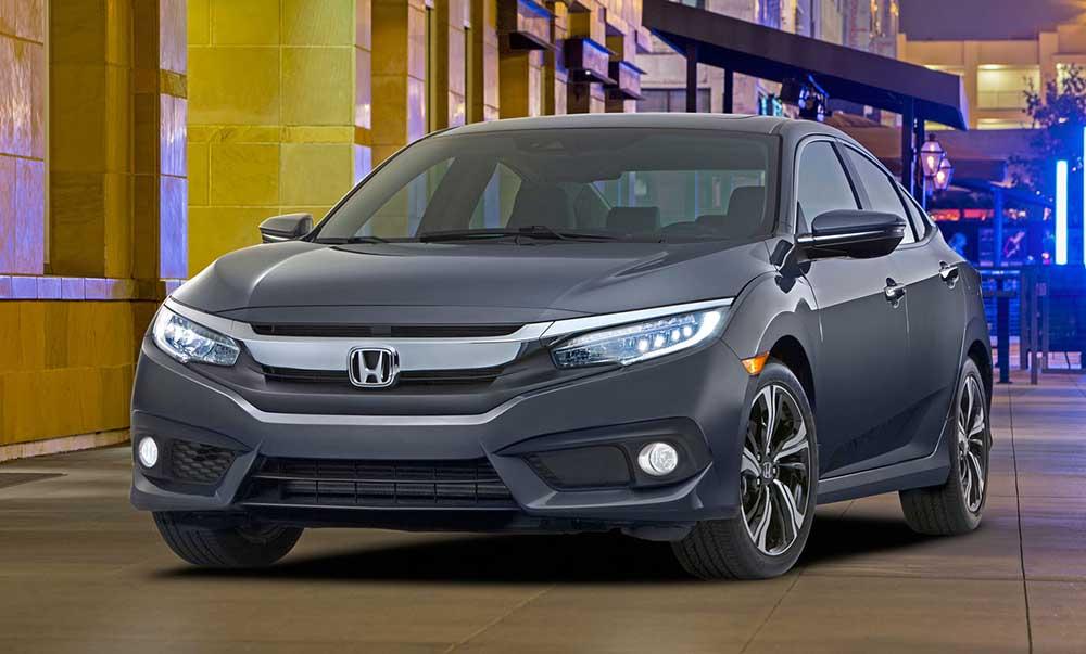 Седан 10-го поколения Honda Civic