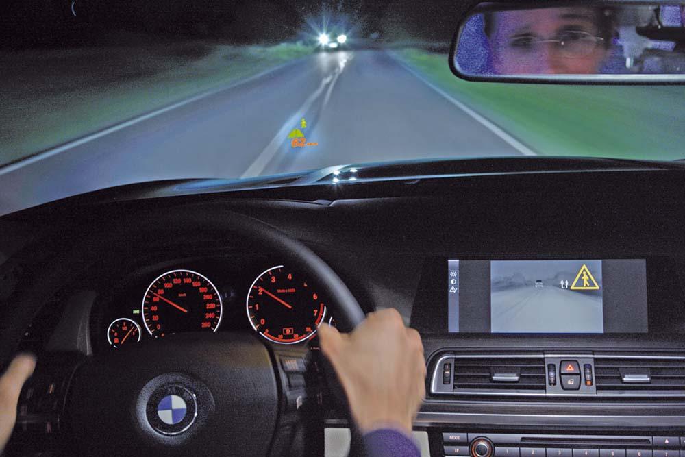 Система ночного видения для авто
