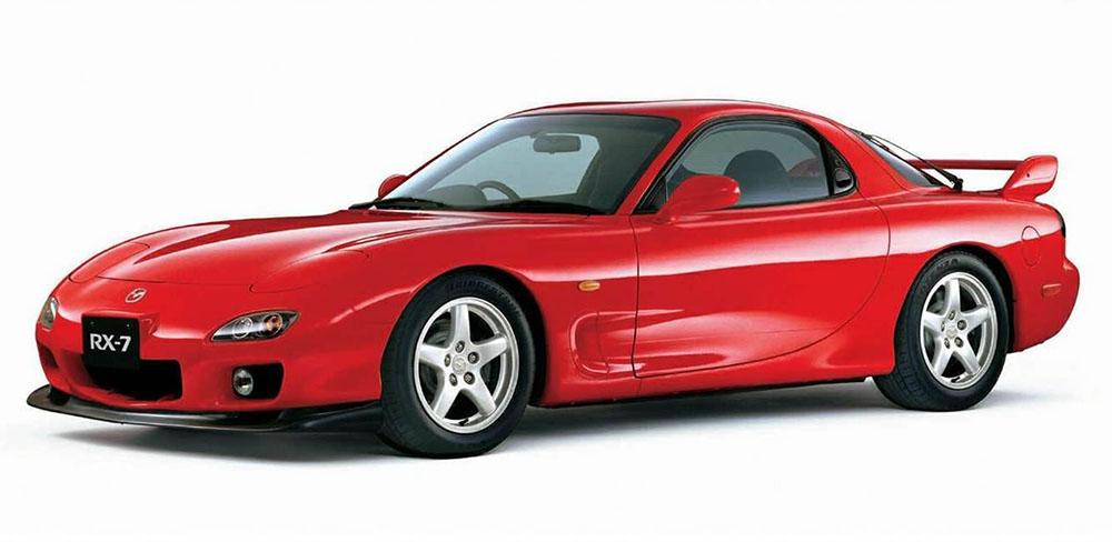 Спортивное купе RX-7