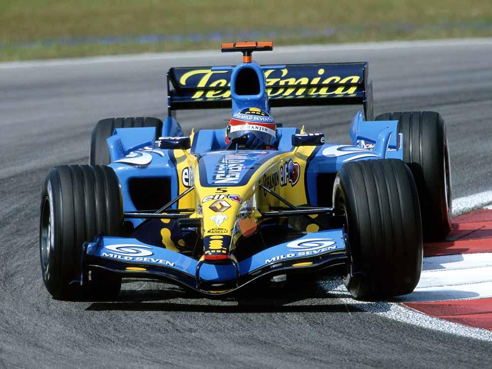 В планах Рено возврат к участию в чемпионате F1