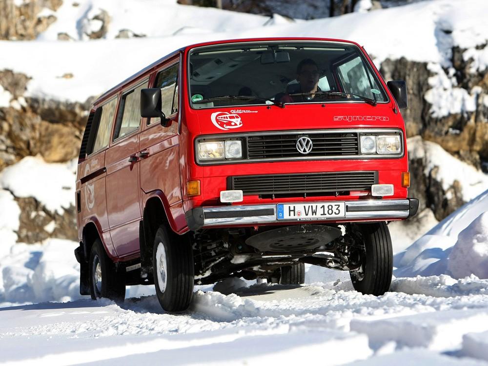 Volkswagen Caravelle (T3) 1979-1992