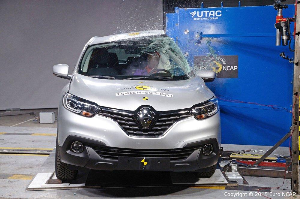 Ежегодно Euro NCAP тестирует сотни машин