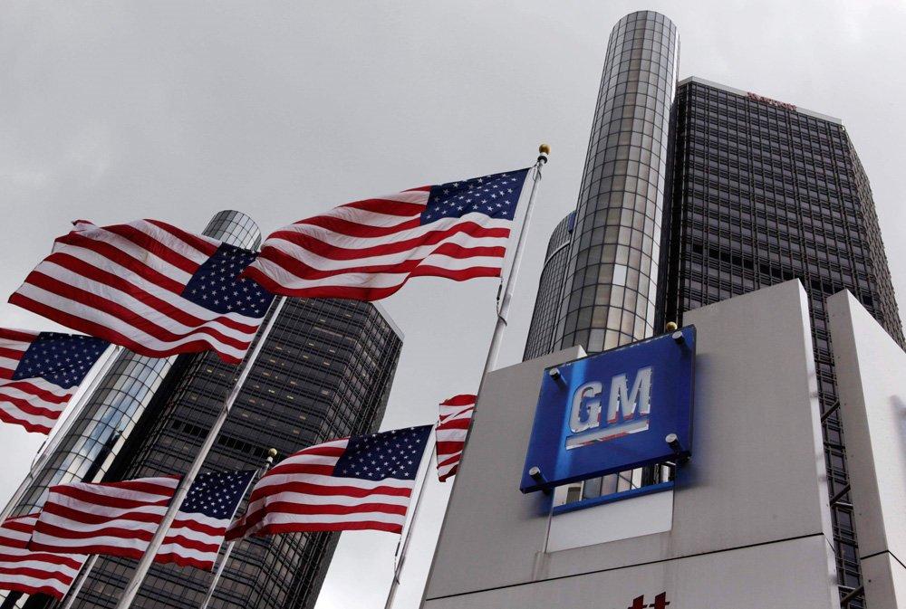 GM является №1 в США