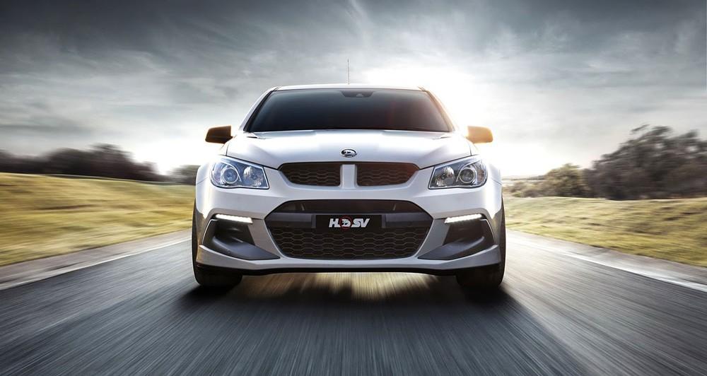 Это будет последняя отечественная модель Holden