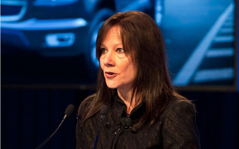 Мэри стала первой женщиной-директором автофирмы