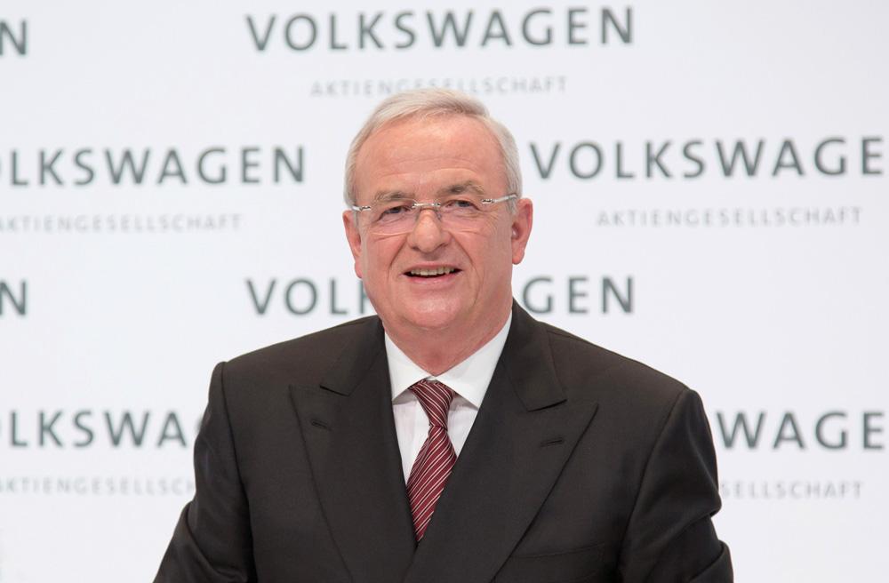 Генеральный директор VW останется ещё на три года